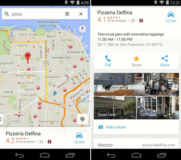 مسیریابی آفلاین به کمک Google Maps