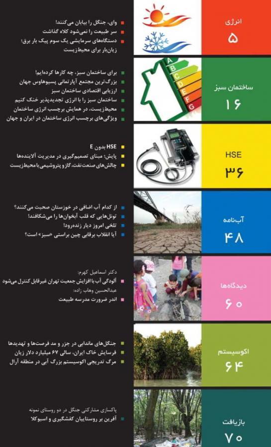 ماهنامه جهان سبز