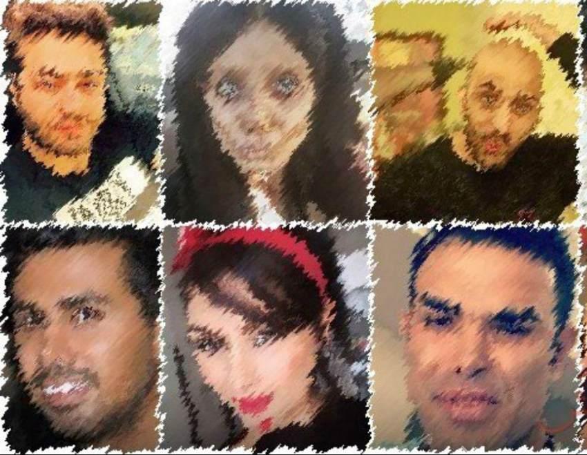 شاخ های اینستاگرام ایرانی
