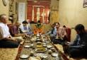 رایزنی های بین المللی با هدف توسعه پایدار در کلبه آقامیر
