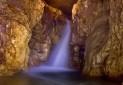بازدید گردشگران فرانسوی از غار نخجیر دلیجان استان مركزی