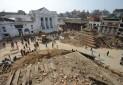 خسارت 80 درصد آثار تاریخی نپال بر اثر زمین لرزه