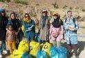 پاکسازی درکه در روز جهانی کوهستان