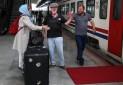 راه آهن به دنبال جذب گردشگران خارجی