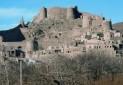 بخشی از دیوار قلعه تاریخی فورگ مرمت شد