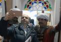 بازار داغ عکس های سلفی و یادگاری در نمایشگاه گردشگری