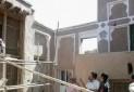 مسجد قلعه ی طبس مسینا مرمت شد