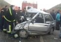 پر تصادف ترین خودرو در تعطیلات نوروز