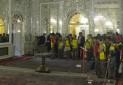 کاهش علاقه گردشگران به کاخ نیاوران