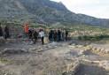 كشف آرامگاه خانوادگی در دره شمی