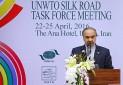 دولت ایران آماده کمک در تسریع احیای مناسبات جاده ابریشم است