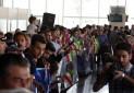نشست و برخاست 180 پرواز روزانه در فرودگاه مشهد