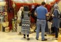 استقبال مردمی از نمایشگاه صنایع دستی