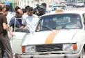 جولان تاکسی های پیکان در خیابان های پایتخت