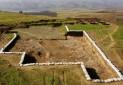 کشف آجرهای لعابدارِ 2800 ساله در سردشت