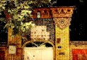 سرقت کاشی های یک خانه قدیمی دیگر در تهران