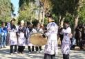 بازدید معاون گردشگری از جشنواره سفره ایرانی در شیراز