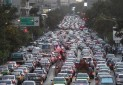 تهران در تله ی ترافیک