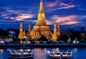 چشم انداز 50 میلیارد دلاری گردشگری تایلند در 2017