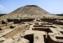 اولین خشت ساخت دست بشر در محوطه ازبکی البرز یافت شده است
