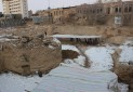 کشف برج قلعه قدیم تبریز هنگام کاوش در ارگ علیشاه