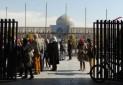 سیل گردشگر در اصفهان راه افتاد