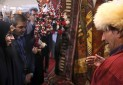 """برنامه های """"احمدی پور"""" برای صنایع دستی در سال 96"""