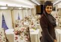 کاروان پارسی روی ریل ایران