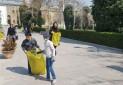 خانه تکانی کاخ جهانی گلستان