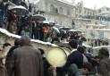 گردشگران تهدیدی برای مراسم درویشانه «پیرشالیار»؟!