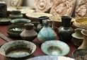 اشیای دوره های اشکانی و ساسانی در ساری کشف شد
