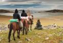 الگوی مغولی گردشگری میراث ناملموس