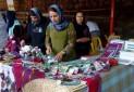 برگزاری نمایشگاه توانمندی های بانوان دشت زردابه