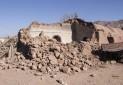 آسیب جدی به برخی بافت های تاریخی در پی زلزله کرمان