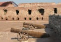 اقدام حفاظتی و رفع خطر از قلعه پرتغالی های