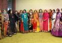 اهدای لباس سنتی زنان خراسان به موزه ملی جمهوری تاتارستان