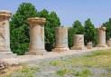 کشف علائم و امضای سنگ تراشان در معبد آناهیتا