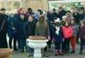 بازدید گردشگران فرانسوی از آثار تاریخی ورامین