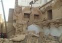 نشت آب علت تخریب خانه تاریخی فیروزی دزفول اعلام شد