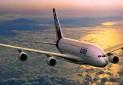 سقوط نرخ بلیت هواپیما از مبداء تهران