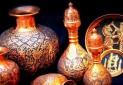 «مس» در صدر فروش صنایع دستی زنجان
