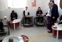 کارگاه سفالگری در اداره میراث فرهنگی مهاباد افتتاح شد