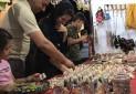 برپایی شب بازار صنایع دستی سربیشه در شب های رمضان