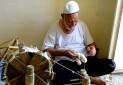 قزبافی، هنری که از یاد خوزستان می رود