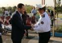 چهارمین رالی گردشگری پلیس راهور ناجا برگزار شد