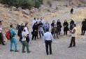 کارگاه آموزش طبیعت گردی و کوه پیمایی در تنگ بزازخانه کرمانشاه برگزار شد