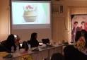 دوره آموزش بازاریابی و نوآوری حصیربافی در میناب برگزار شد