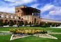 مرمت جامع ایوان کاخ عالی قاپو به پایان رسید
