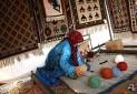 دوره های آموزش تخصصی شاغلان صنایع دستی اردبیل برگزار می شود