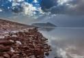 دریاچه ارومیه از مرحله خشک شدن رهایی یافته است